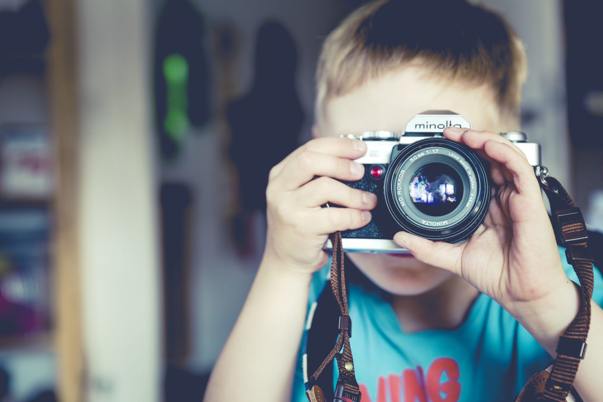 Happiness Tip - Don't Take a Picture - Dr. Christine Carter.