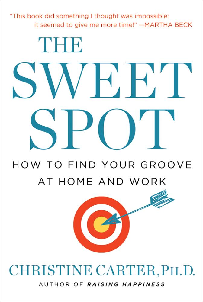 The Sweet Spot Christine Carter
