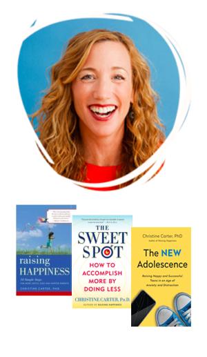 Author Christine Carter Books
